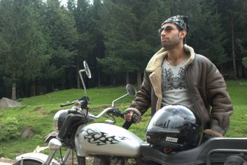 Jatin on his Electra
