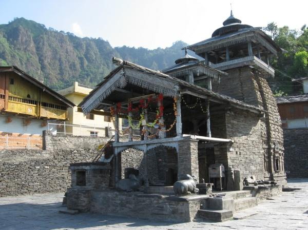 Lakha Mandal Temple