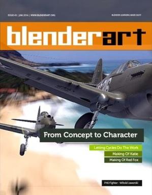 http://blenderart.org/issues/